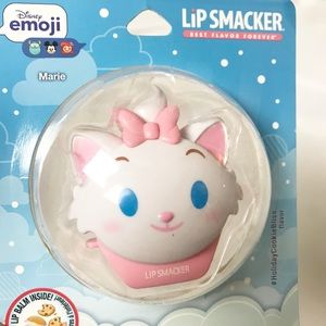 👛Disney Marie Lip Smacker - Holiday Cookie Bliss